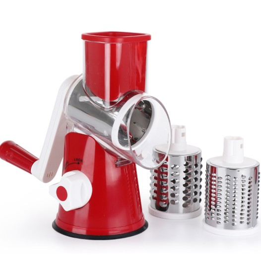 Manual Multipurpose Drum Vegetable Slicer